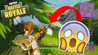 BIGGEST FORTNITE FAIL EVER (Fortnite RPG Fail and Tree Glitch)
