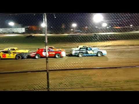 Monett Speedway Pure Stock