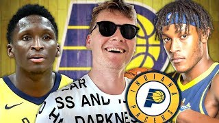 REBUILDING THE INDIANA PACERS! NBA 2K19