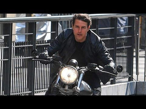 Thumbnail: Tom Cruise's Stunt Injury to Delay 'Mission: Impossible 6' Production