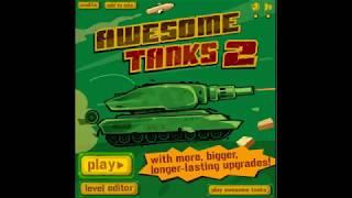 танки 2 часть 2 #Онлайн игра Крутые танки 2 Level-8
