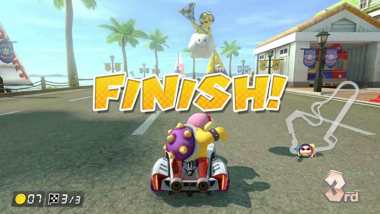 Mario Kart 8 Deluxe Video E309 Shortcuts Youtube