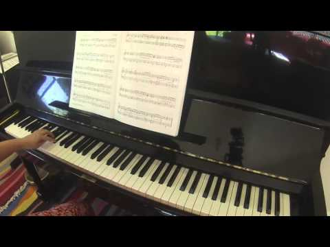 Sunset in Rio by Mike Springer RCM piano repertoire grade 5 2015 Celebration Series