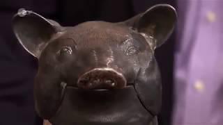 Bares für Rares - Schweinekopf von Fabergé für 5.200 EUR