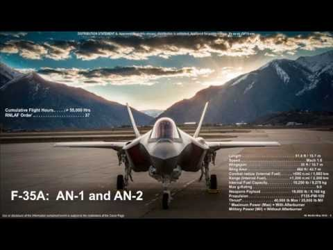 Presentation Lockheed Martin Overview F 35 Lightning II project Leeuwarden Netherlands 23may2016