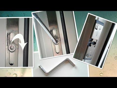 Как отрегулировать пластиковые окна, чтобы закрывались хорошо и не дуло