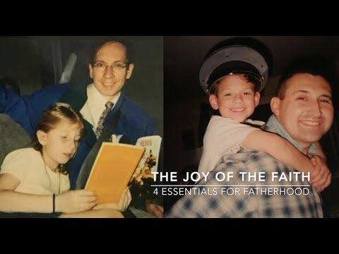 4 Essentials for Fatherhood