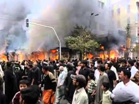 [Attack in Pakistan] - Pakistan Karachi bomb blast kills at least 25