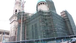 видео В Москве начинают строить «русский Диснейленд».