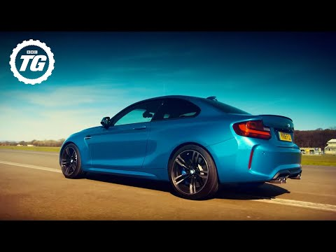 Chris Harris Tests The BMW M2 - Top Gear: Series 23 - BBC