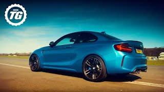 Chris Harris Tests The BMW M2   Top Gear  Series 23   BBC