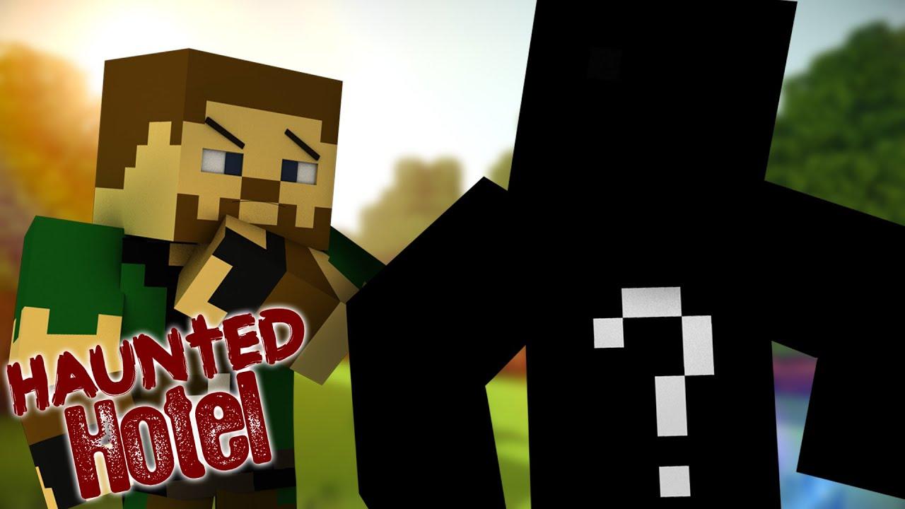 Haunted Hotel Killer Minecraft Roleplay