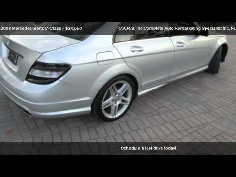 2008 mercedes benz c class c300 sport sedan for sale in for 2008 mercedes benz c300 for sale