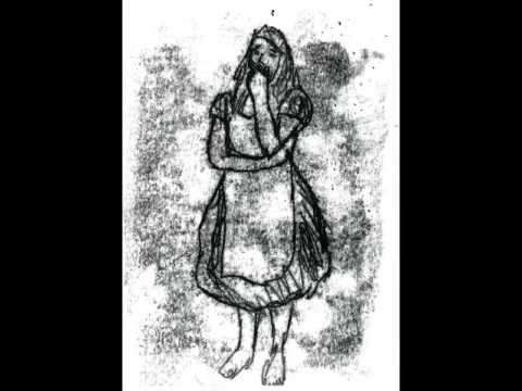 Alice Standing Monoprint Animation