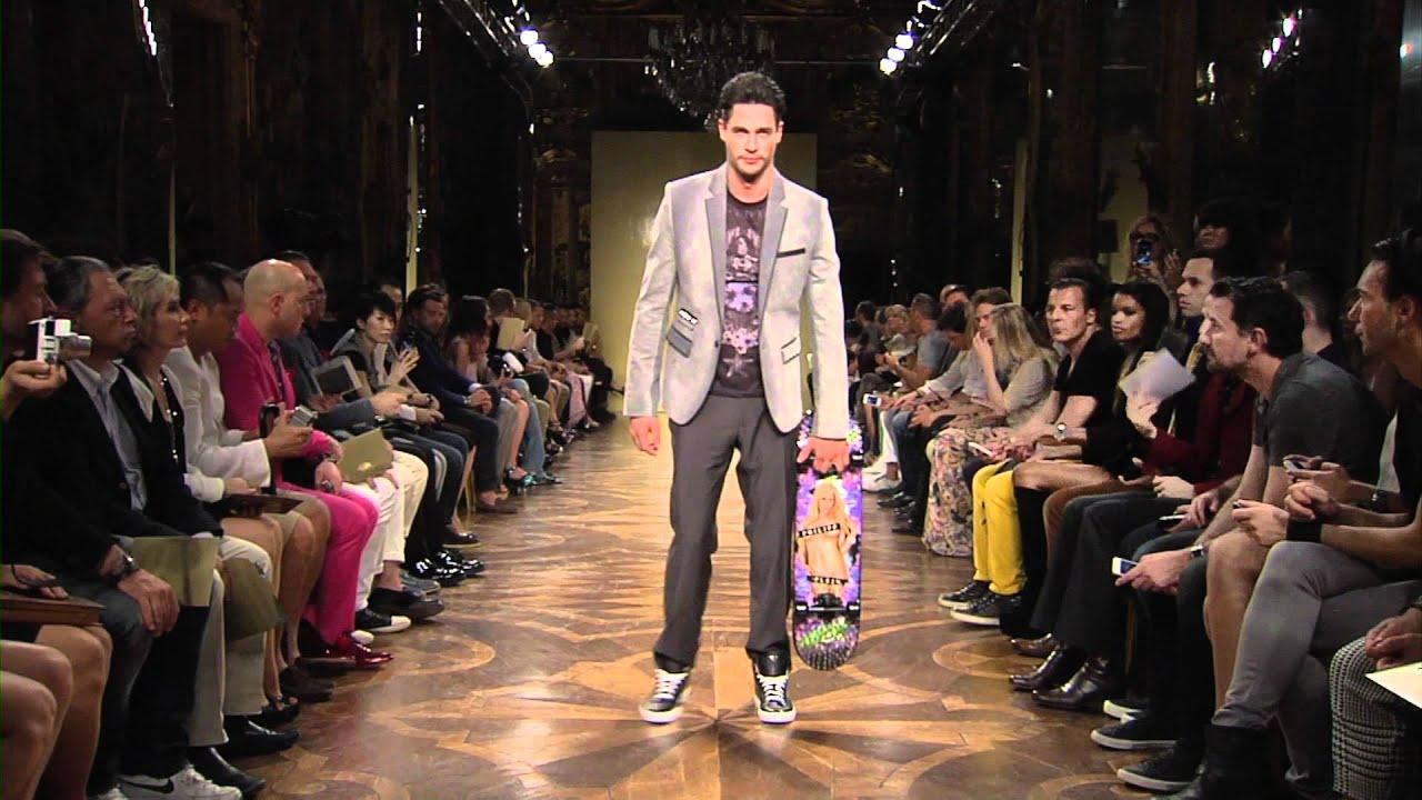 PHILIPP PLEIN Herren Frühjahr Sommer Fashion Show