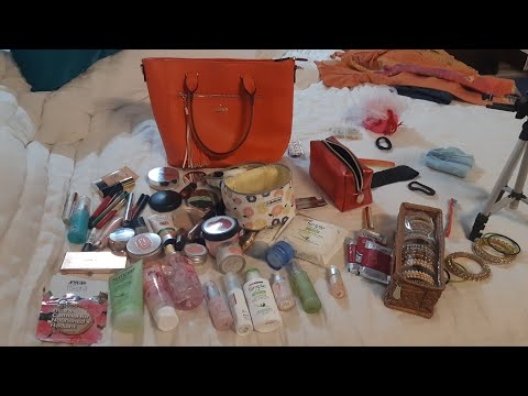 My skin care and make-up products for nainital trip | here is the proof | do you want to see | RARA
