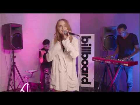Bridgit Mendler - Atlantis (Live at Billboard Studios)