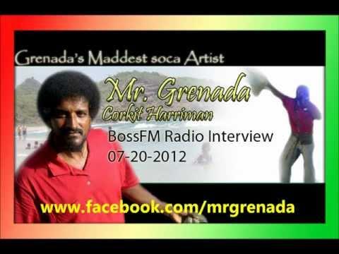Mr. Grenada |  BossFM Interview