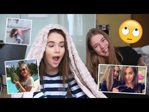 Reacting to: vanad PILDID meie TELOS ft Laura Rannaväli