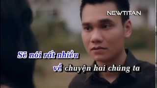 Biết nói là tại sao  - Khắc Việt   Karaoke HD