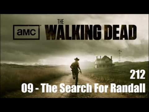The Walking Dead - Season 2 OST - 212 - 09: The Search For Randall