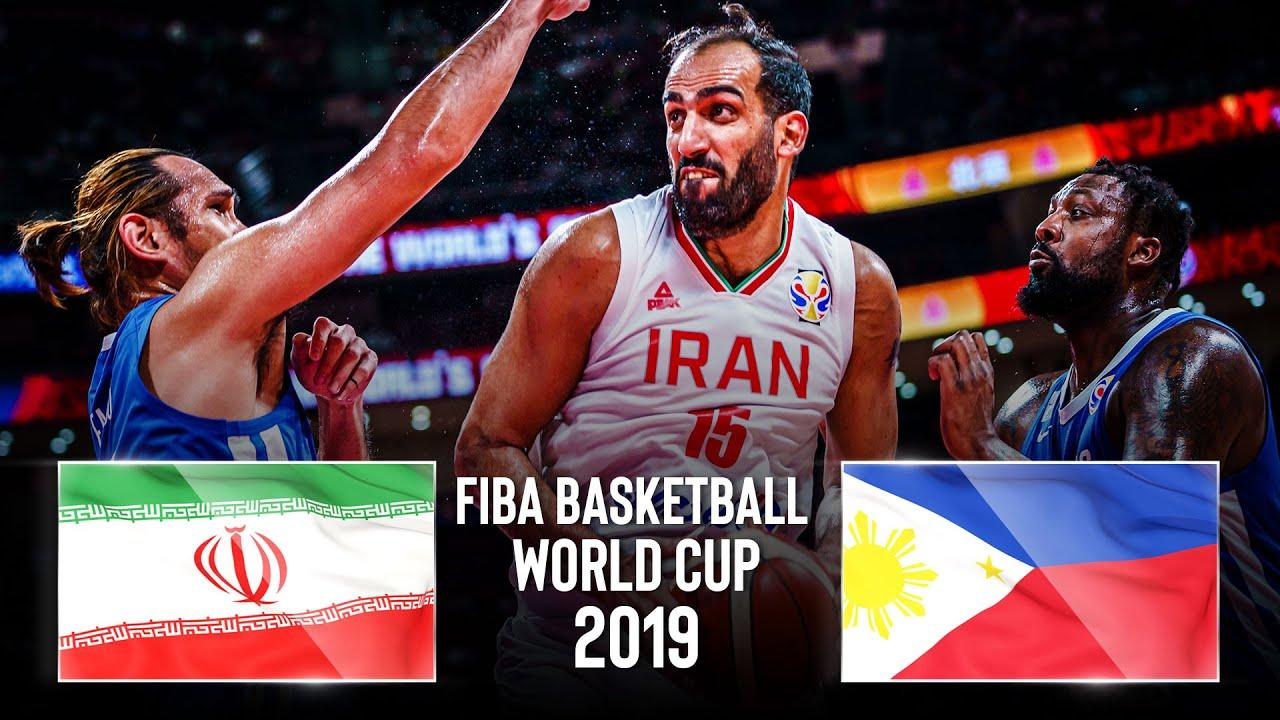 Iran 🇮🇷 v Philippines 🇵🇭 - Classic Full Games