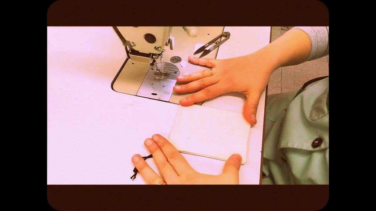 Ben noto come cucire in casa un sacchetto di stoffa in 1 minuto tutorial  HU43