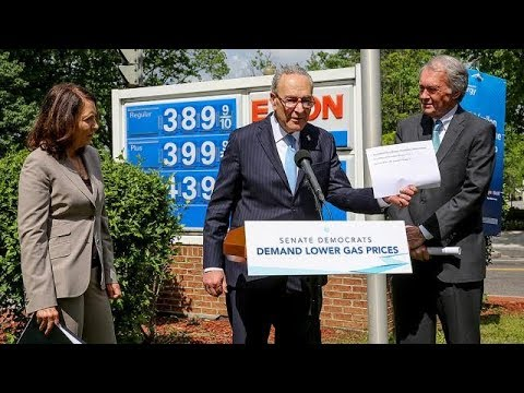 Clueless Dems Wants To Run An Election On Gas Prices