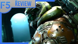 Doom Eternal Review: A Complete Overhaul (Video Game Video Review)