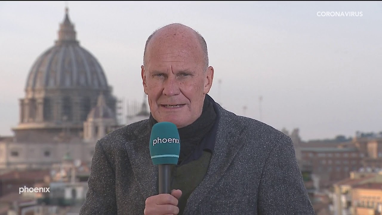 Corona in Italien: Korrespondent Michael Schramm aus Rom