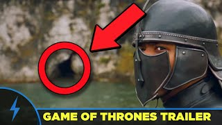 Game of thrones season 7 trailer 2 breakdown