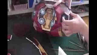 Hulkbuster(ver.André Paper Designer)[papercraft][sinsis][종이모형]