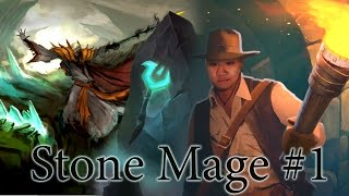 Hearthstone  Stone Mage #1 - Give'em the Dirty Dirty