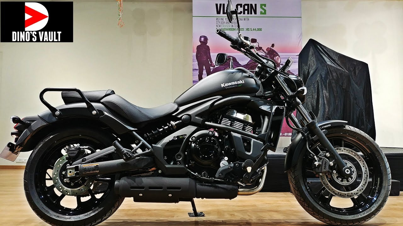 2018 kawasaki vulcan s unboxing launch all you need to. Black Bedroom Furniture Sets. Home Design Ideas