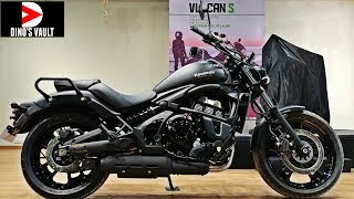 2018 Kawasaki Vulcan S Unboxing, Launch, All You Need to Know #DinosVlogs