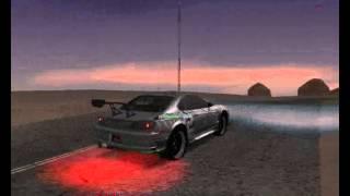 GTA SA Tokio Drift cars (DOWNLOAD)