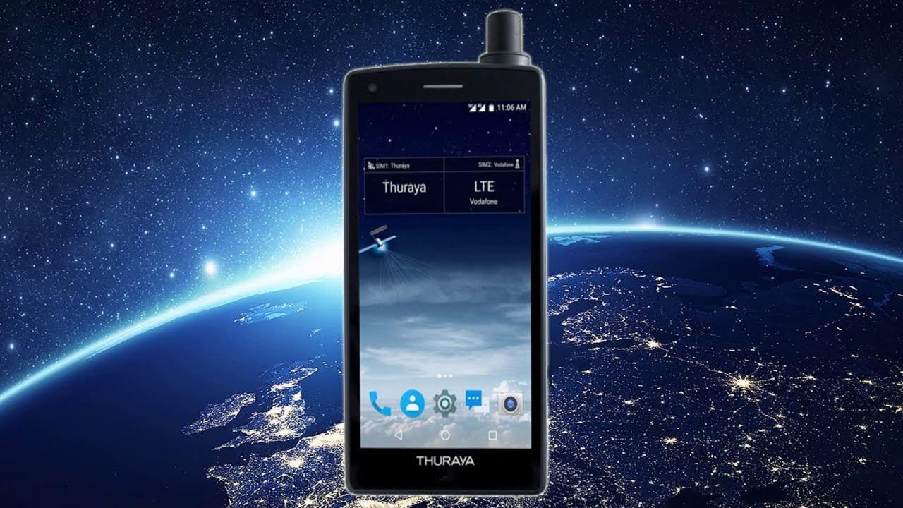 Первый спутниковый телефон на Android поступает в продажу.