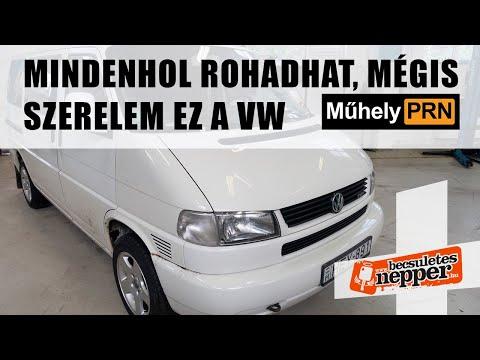 Totalcar MűhelyPRN 72.: Mindenhol rohadhat, mégis szerelem ez a Volkswagen thumbnail
