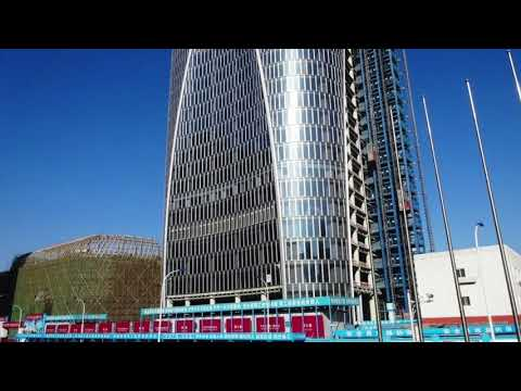 Tianjin CTF Finance Centre | Tianjin | 530m 1739ft 97 fl Update! January 2018