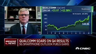 Qualcomm CEO: 5G rollout will be faster than the 4G rollout