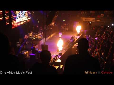 One Africa Music Fest 2017   - Sarkodie