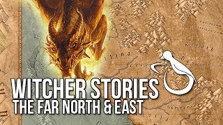Witcher Stories - The Far North & East (Zerrikania)