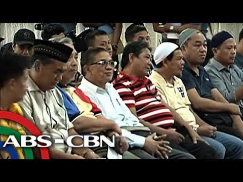 TV Patrol: Pulisya, nakipagpulong sa Muslim leaders sa Metro Manila