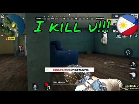 Oki, I kill you! - Rules Of Survival - Pinoy - Full Match