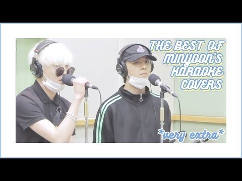 The Best of Mino & Seungyoon's Karaoke Covers (So Sick, If You, Eyes Nose Lips) | MinYoon ♡