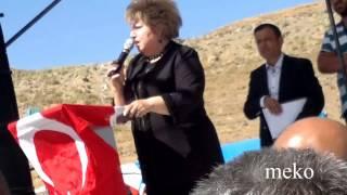 Dr. Hanım Halilova'nın Erciyes Kurultay konuşması