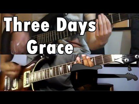 Three Days Grace - Bitter Taste (Dual guitar cover)
