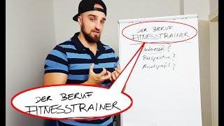 DER BERUF FITNESSTRAINER! WAS DU DARÜBER WISSEN MUSST 💪 Fitness Info Video PowrotTV