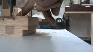 How To Make A Cheap Pocket Hole Machine  Part