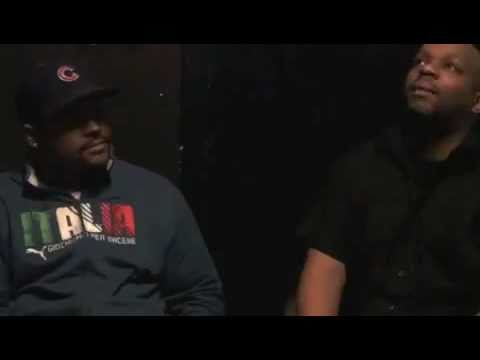 Slum Village Live & Interview.